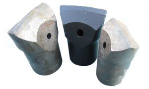 High Quality Tapered Rock Drill Chisel Bits from China Manufacturer