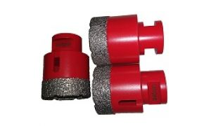 Red Diamond Core Drill Bit
